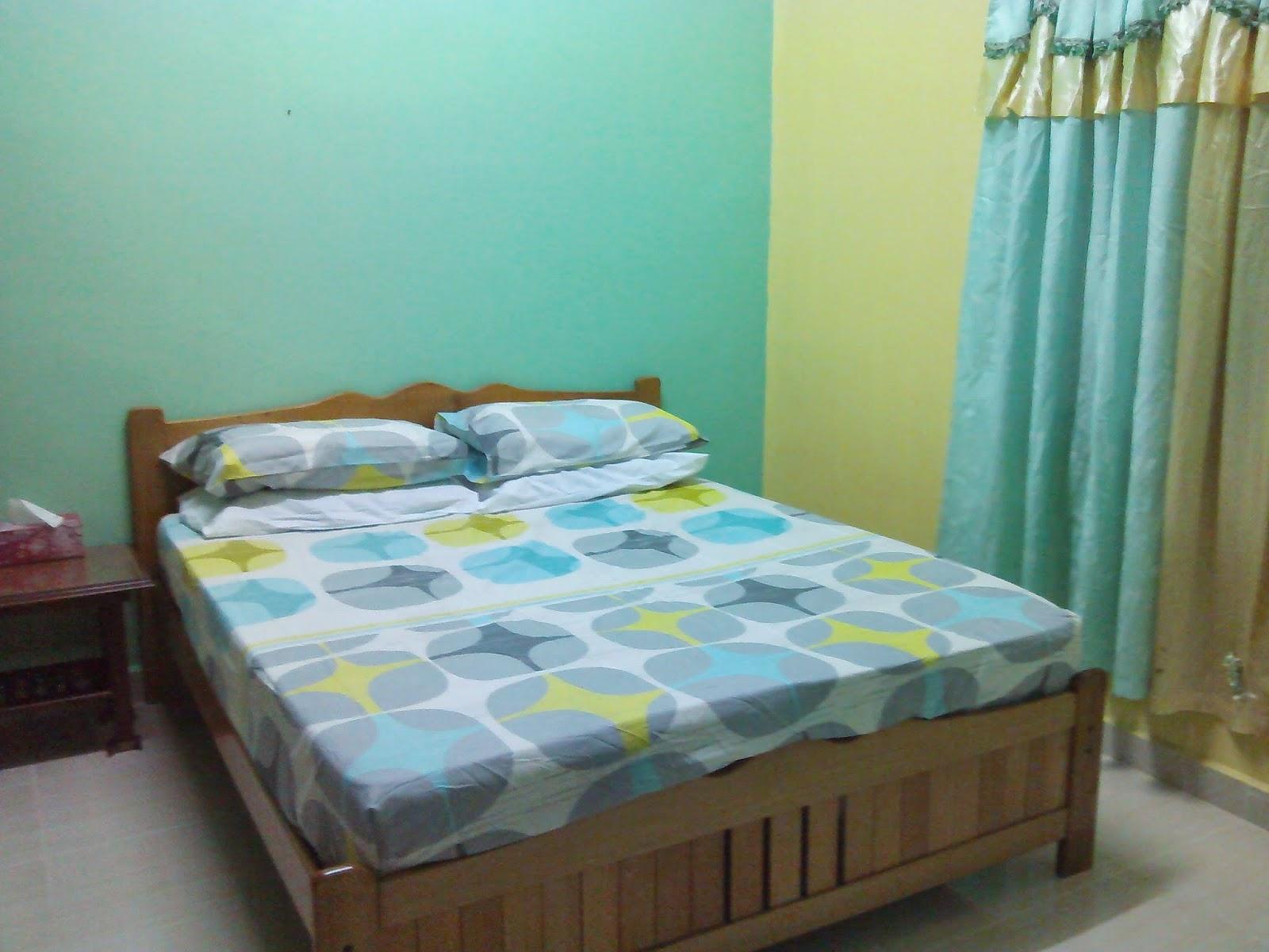 2 Bilik Tidur Setiap Beraircond Air 1 Dengan Pemanas Set Kerusi Ruang Tamu Rehat Makan Tv Dgn Astro