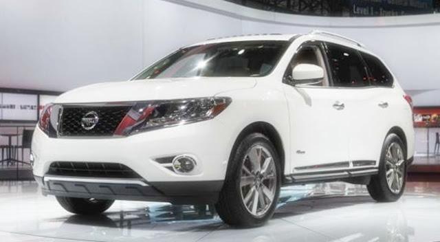 2018 Nissan Pathfinder Specs