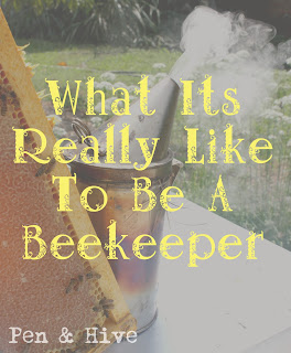 what it's really like to be a beekeper