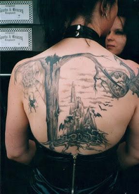 tatuagen gotico