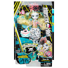Monster High Lagoona Blue Shriek Wrecked Doll