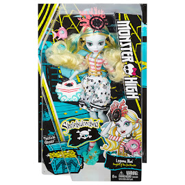 MH Shriek Wrecked Lagoona Blue Doll