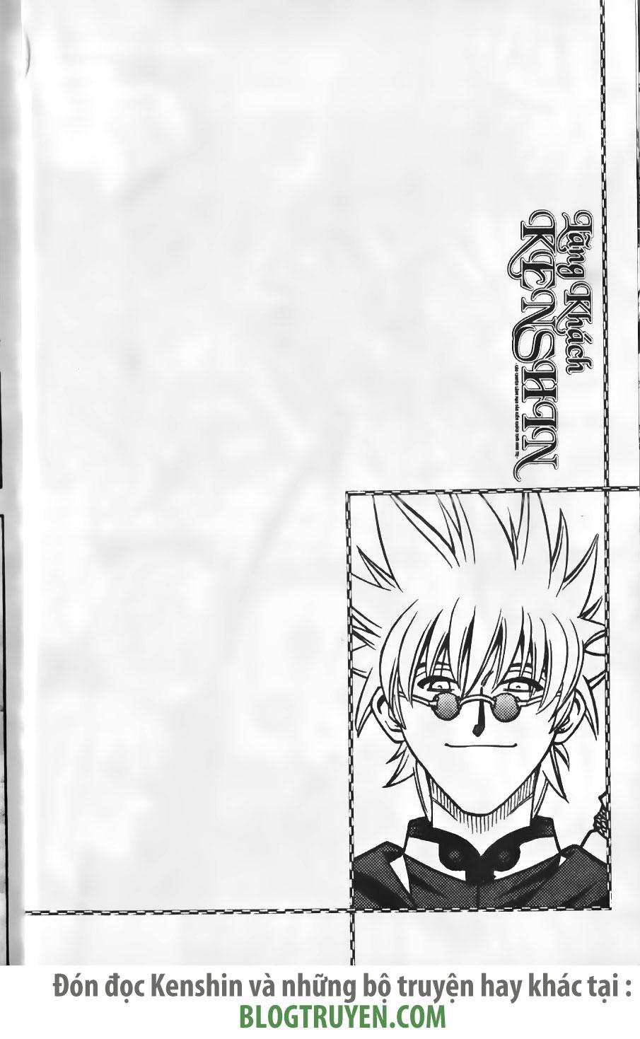 Rurouni Kenshin chap 187 trang 21