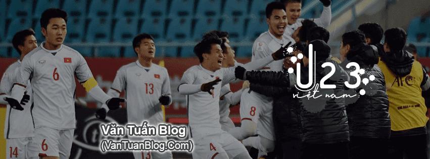 Ảnh Bìa U23 Việt Nam