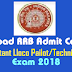 Download RRB Assistant Loco Pilot and Technician exam Admit Card/Hall Ticket 2018