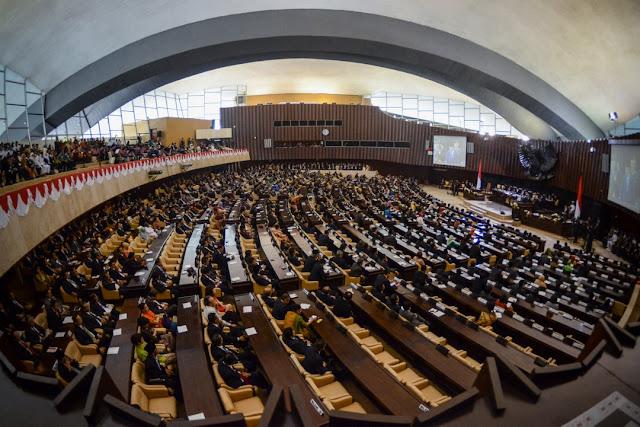 Tugas dan Wewenang DPR Menurut UU MD3
