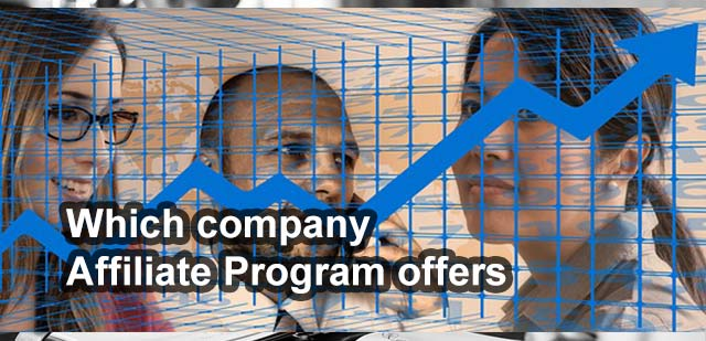 which company affiliate program offers