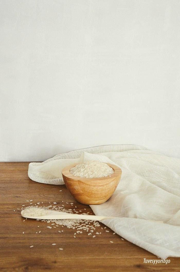 Arroz - 8 variedades de arroz y para que usarlas - TuvesyyoHago