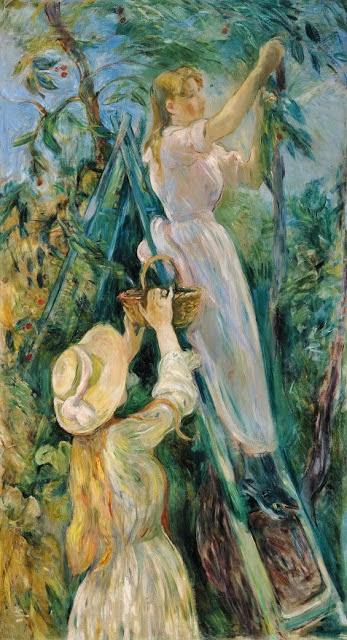 Resultado de imagen de Berthe Morisot+9