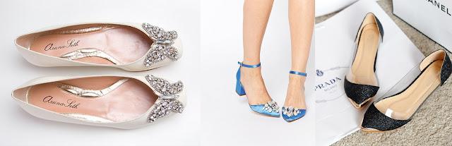 5 motivos para no llevar zapatos de tacón este fin de año. Y 5 maneras de llevar zapatos planos con estilo - Blog de Belleza Cosmetica que Si Funciona