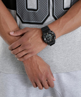 relógio digital mormaii masculino