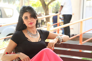 Telugu Actress Harini Stills at Dhyavudaa Movie Teaser Launch  0410.JPG