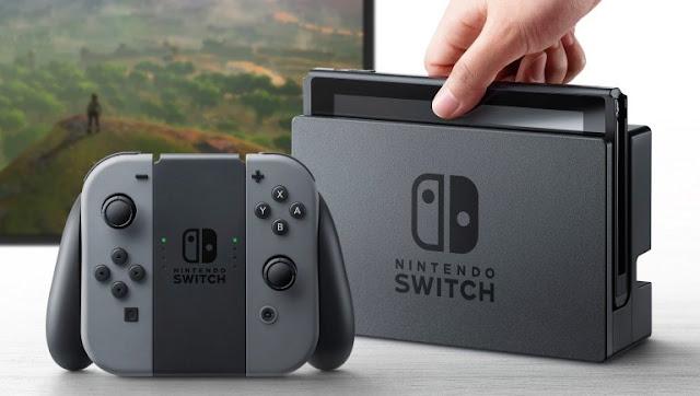 مبيعات جهاز Nintendo Switch بلغت 2،4 مليون نسخة بحسب تقرير SuperData