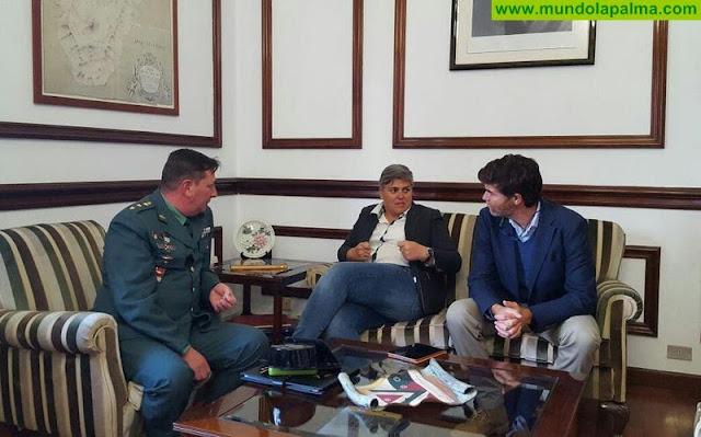La Guardia Civil reforzará el operativo de seguridad de la Gran Polvacera de Los Llanos de Aridane