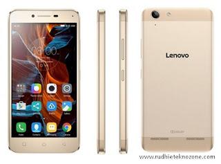 Spesifikasi Lenovo Vibe K5 yang perlu anda ketahui