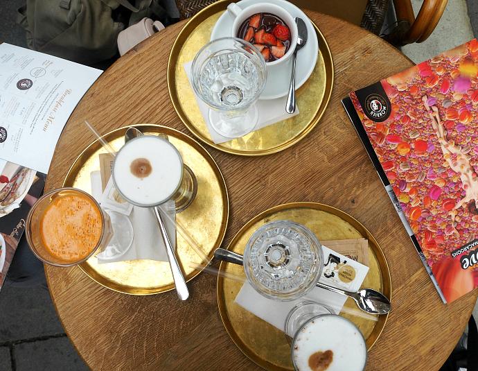 Mondieu Cafe Bratislava