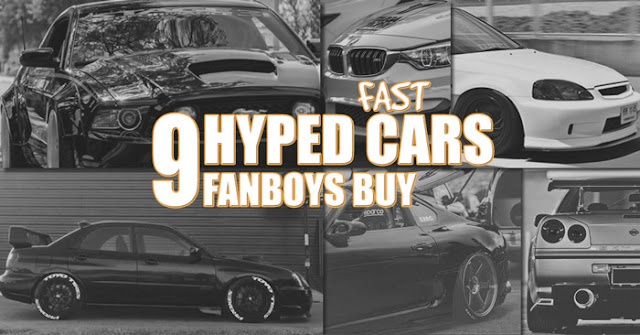 fast hyped cars