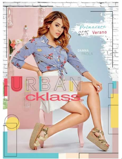 6d7c8253 Catalogo calzado urban Cklass primaveras verano 2018