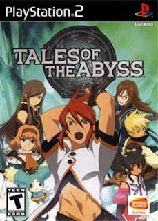 Tales of the Abyss - Caja NTSC USA