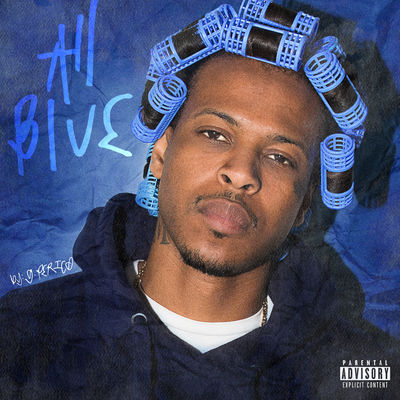 G Perico - All Blue - Album Download, Itunes Cover, Official Cover, Album CD Cover Art, Tracklist