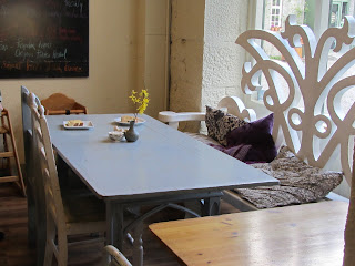 Birr Castle Coffee Shop Seating