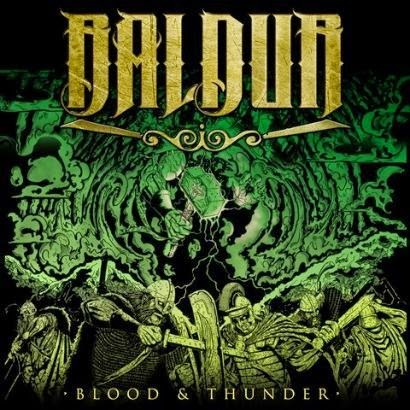 Baldur Blood & Thunder