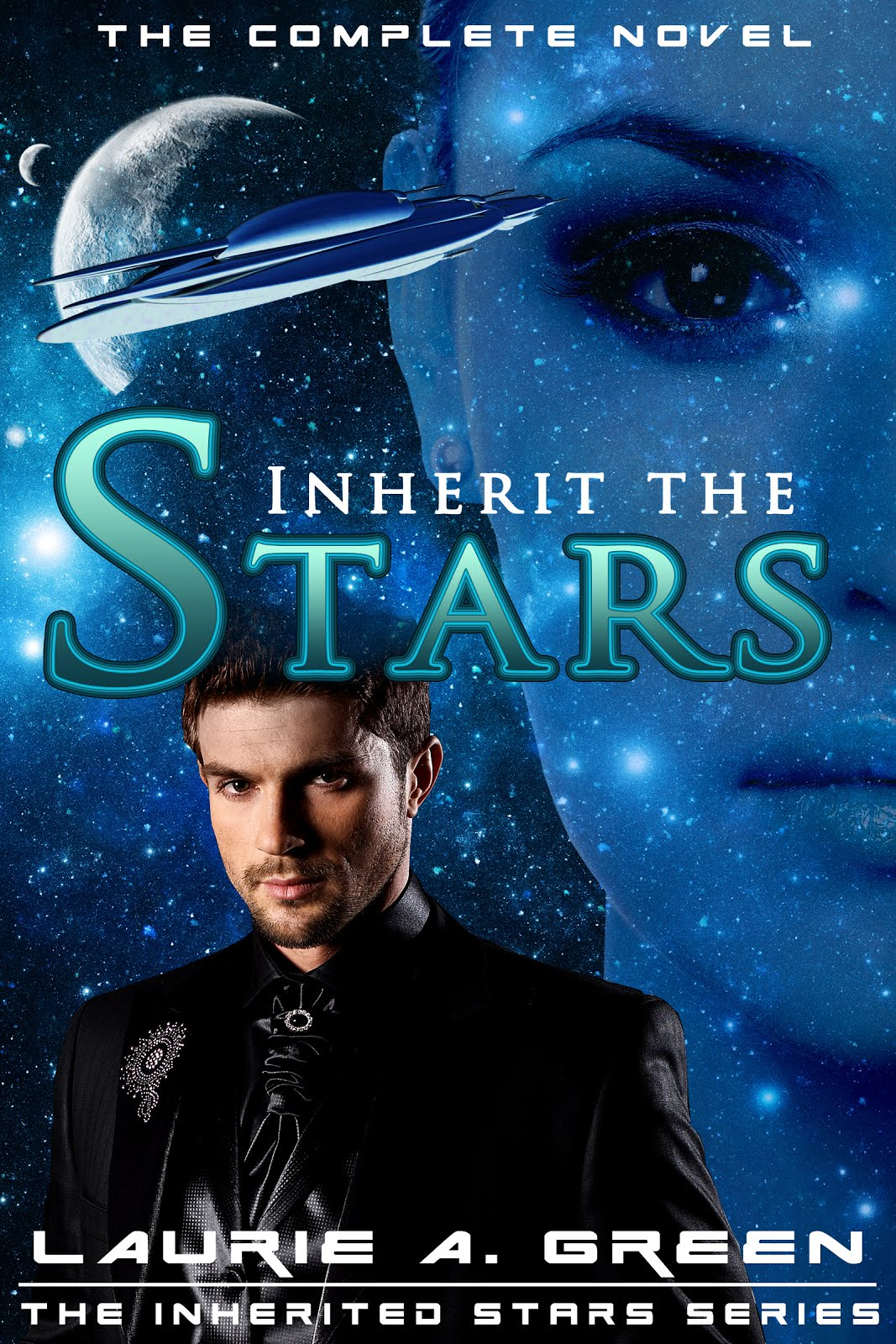 "Inherit the Stars<br> A LibraryJournal.com<br>""Best Book of 2015: E-Originals"""