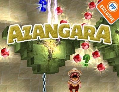 تحميل لعبة الاكشن والمغامرة Azangara للكمبيوتر مجانا