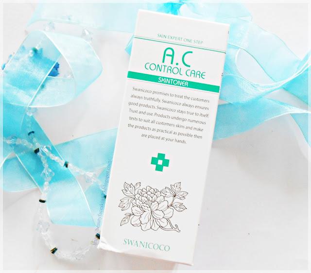 Swanicoco A.C control care skin toner