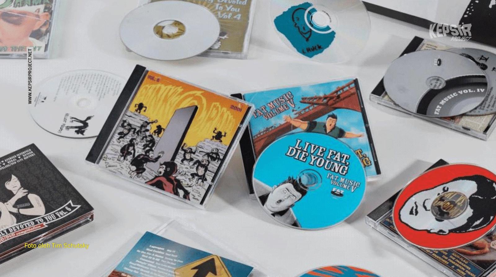 Sebuah Kisah dari CD Kompilasi Murah yang Sukses Membangkitkan Gairah Musik Punk