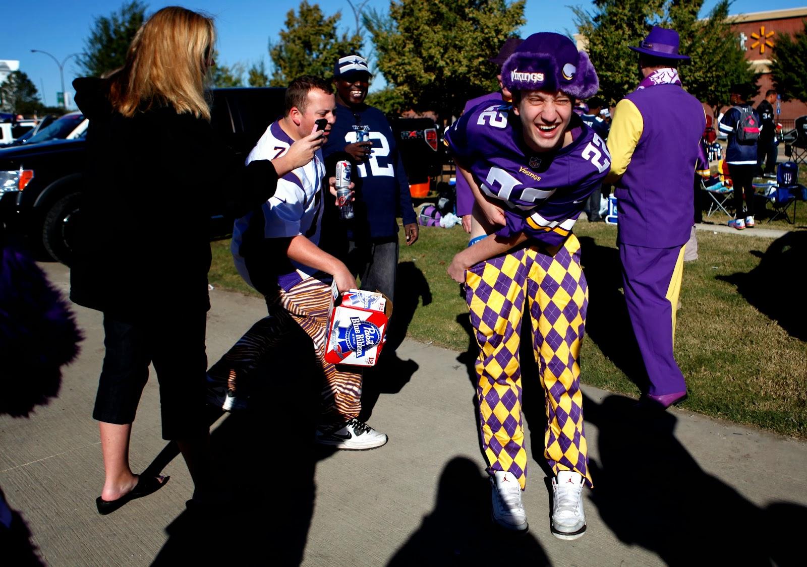 Sarah Hoffman Photo Cowboys Vs Vikings