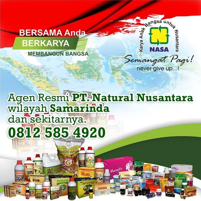 Alamat Agen/Distributor NASA Wilayah Samarinda dan Sekitarnya