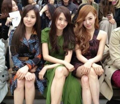 model baju batik korea