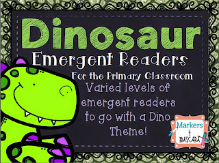 https://www.teacherspayteachers.com/Product/Dinosaur-Emergent-Readers-1665002