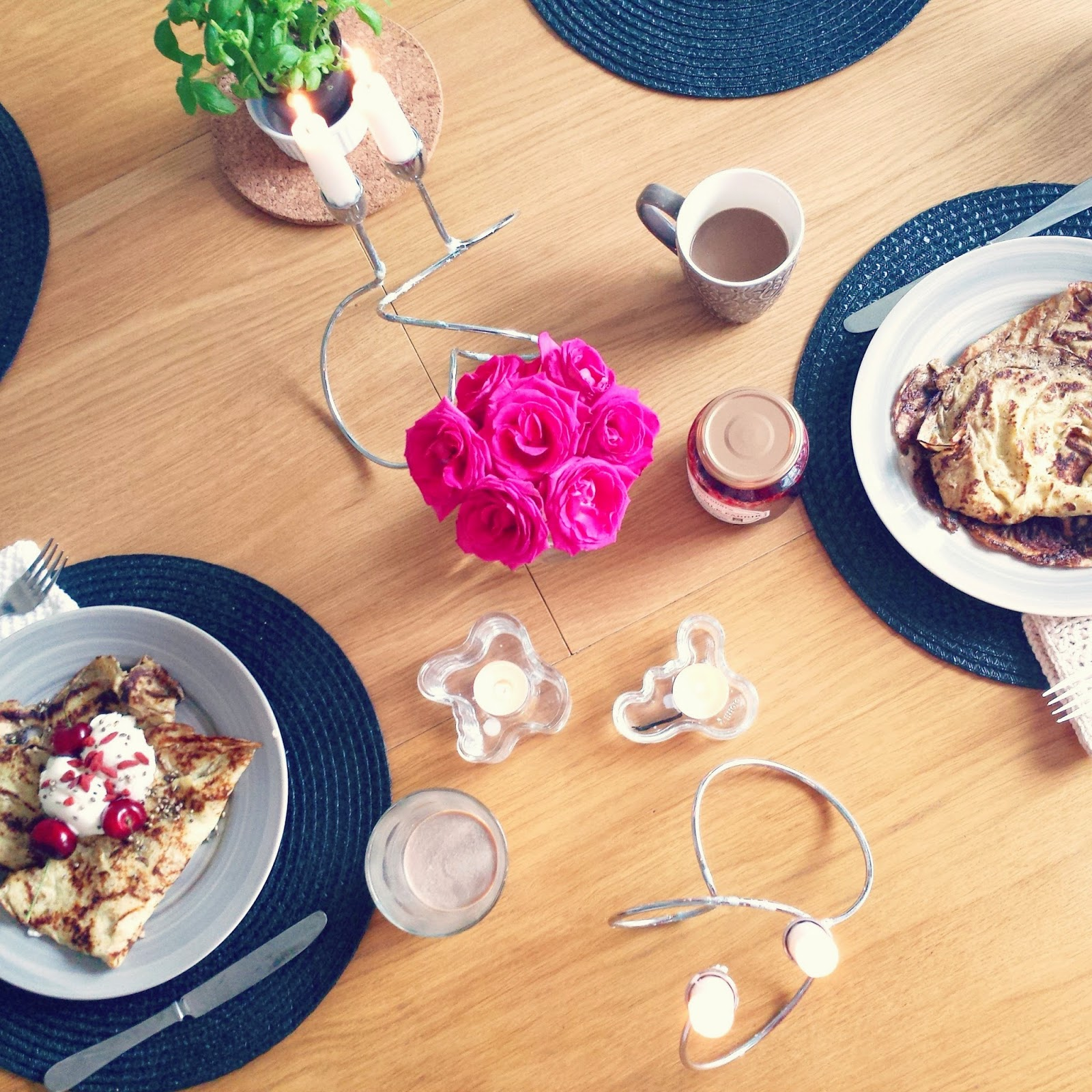 Sunday Pancakes  |  Summer in Stockholm on afeathery*nest  |  http://afeatherynest.blogspot.com