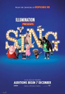 Trailer Film Sing 2016