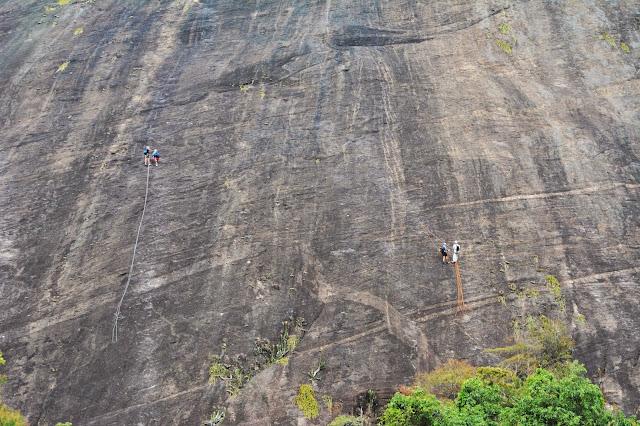 Şeker Ekmeği Tepesi (Pico Pan de Azucar), Rio De Jenairo