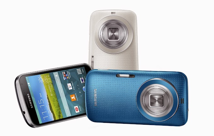 Samsung Galaxy K Zoom - Video Review