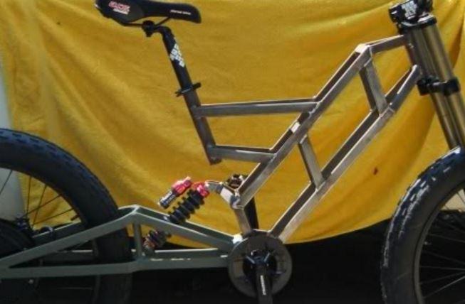 Utility Cycling Technology: E-Bike frames