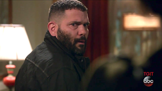 Is Guillermo Diaz Leaving Scandal?