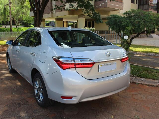 Toyota Corolla XEi 2018: preço, consumo - vídeo-avaliação