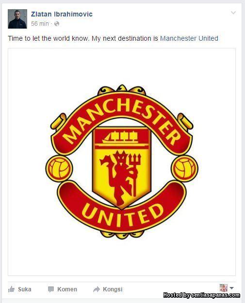 Zlatan Ibrahimovic - Manchester United [2]