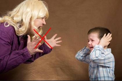 17 Dampak Negatif Kepada Anak Apabila Sering Dimarahi