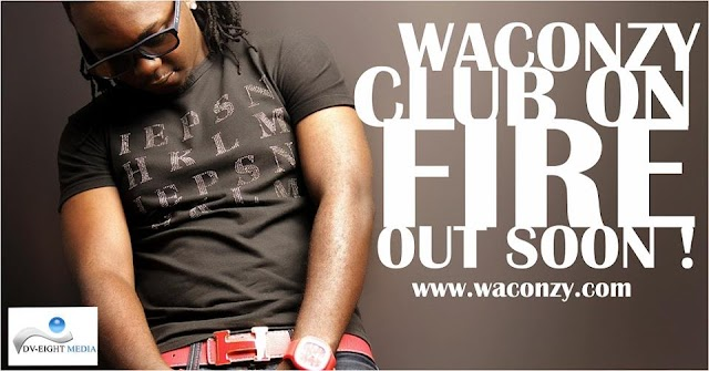 New Music:Waconzy – Club On Fire