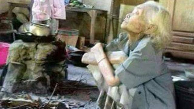 Memilukan! Di Usia Senja, Nenek Renta Ini Rindukan Anaknya Datang Menjenguk