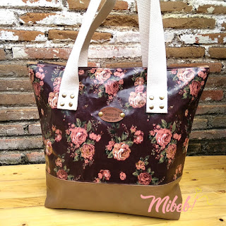 mibebi.com Mellys Tote Bag Brown