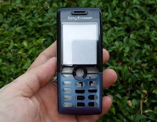Casing Sony Ericsson T610 Fullset