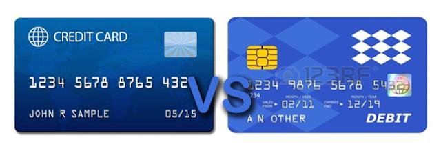 Pengertian Kartu kredit dan kartu ATM