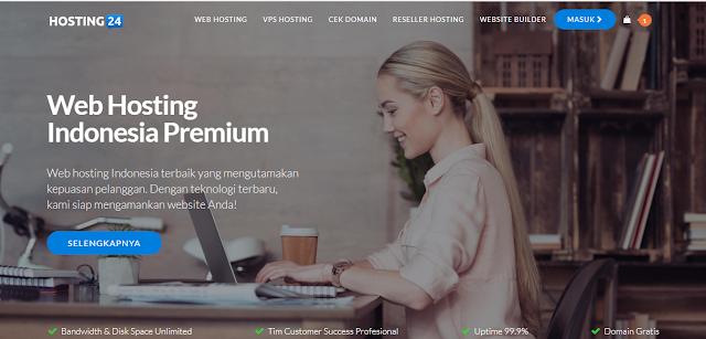 Hosting Premium Murah Dan Terbaik Di Indonesia