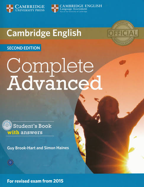Complete Advanced 2nd edition ( SB - WB - CDs )